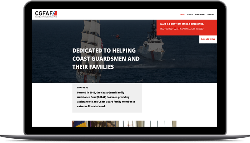 Coast Guard Family Assistance Fund