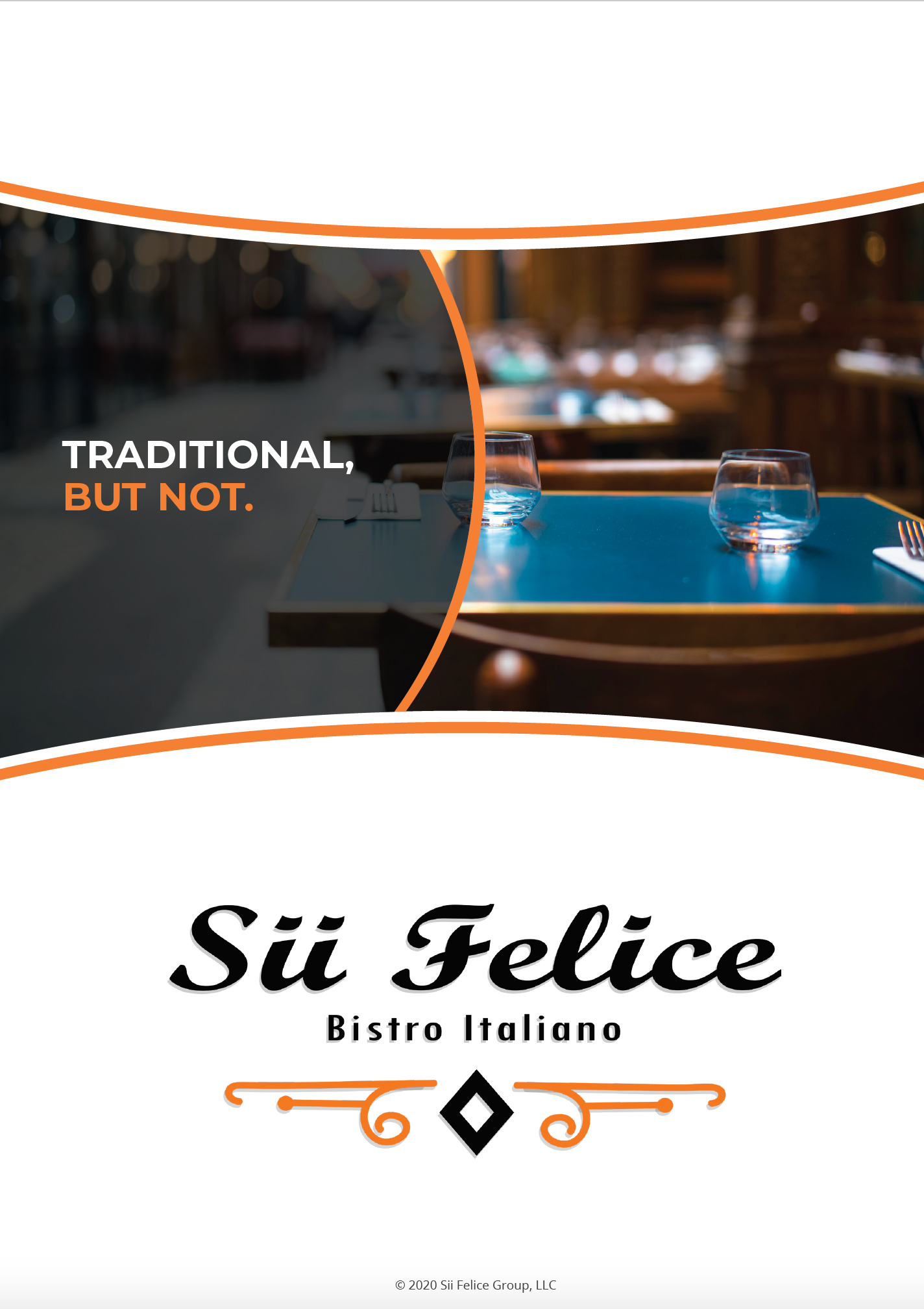 Sii Felice Cover Page