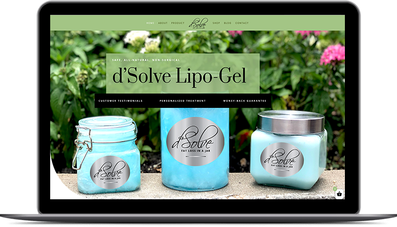 dSolve Fat Gel